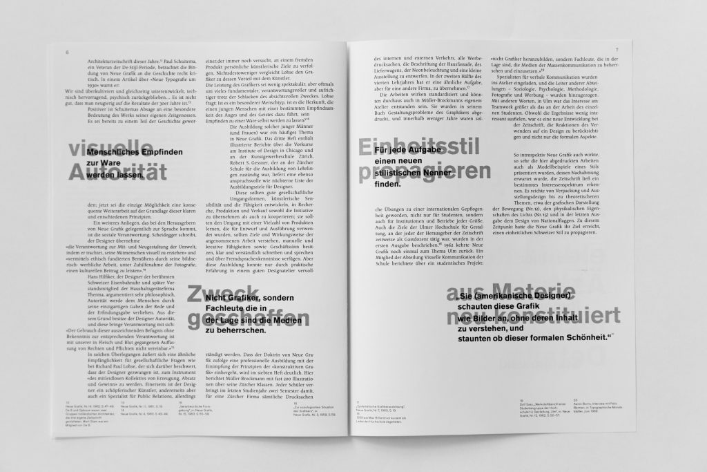 Swiss Style Booklet Page 3