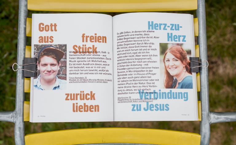Publikation Gottzeit